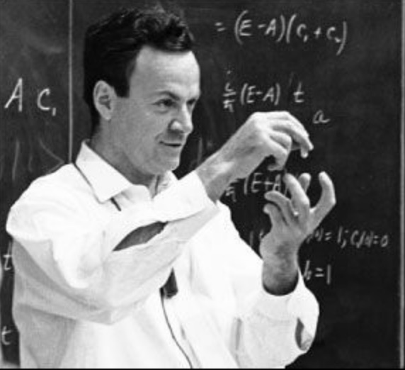 This image has an empty alt attribute; its file name is feynman.jpg